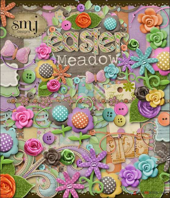 "����� ����� ""Easter Meadow"""
