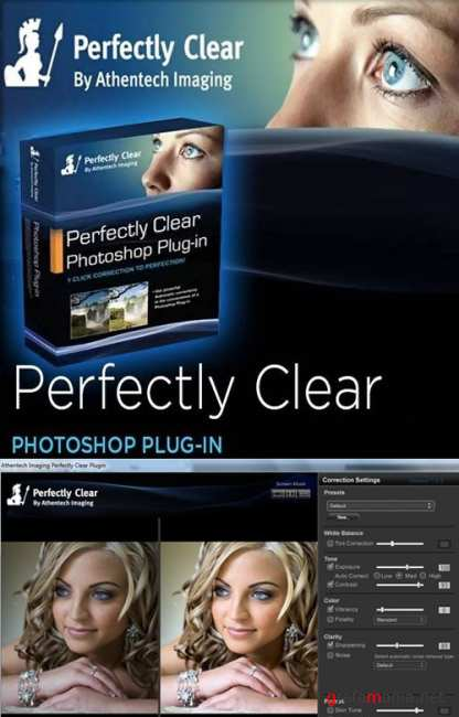 Athentech Imaging Perfectly Clear Plugin 1.5.7