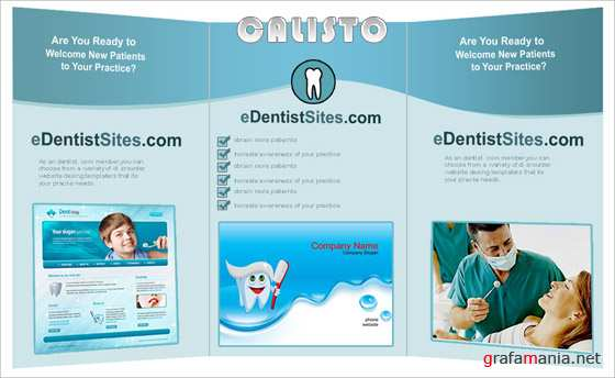 Dentist Brochure