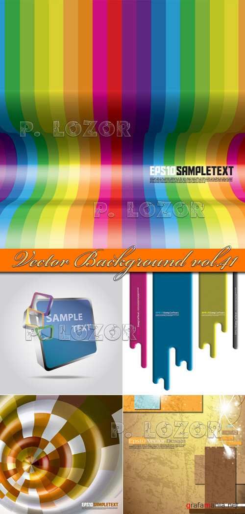 Vector Background vol.41