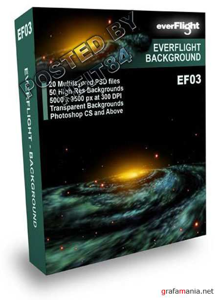 PSD EverFlight Background EF03
