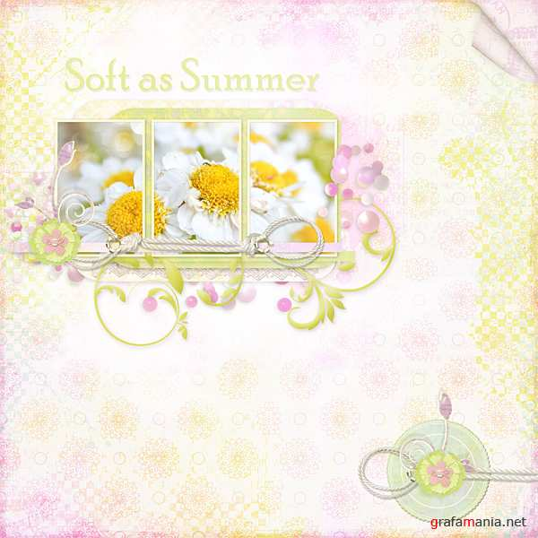 "����� ����� ""Soft As Summer"""