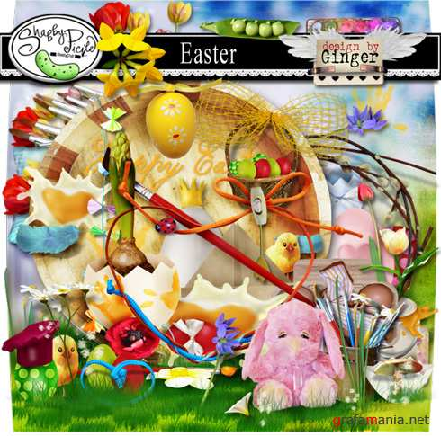 Easter by Design By Ginger