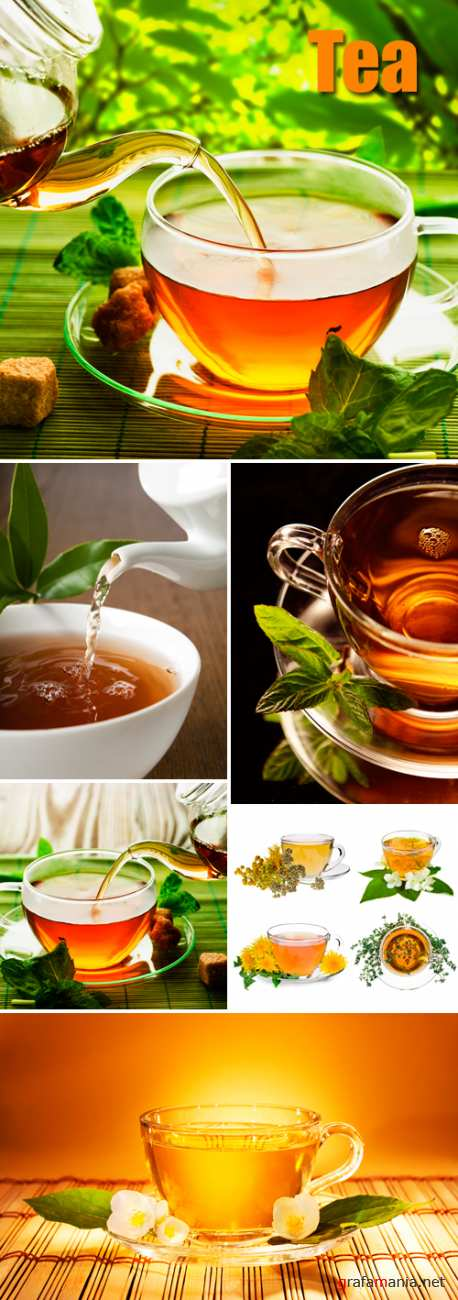 Stock Photo - Tea | сток фото - чай