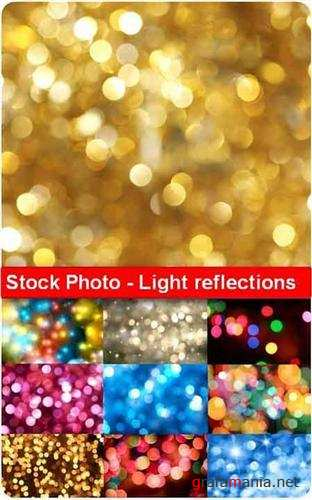 Stock Photo - Light reflections (�������� �����)