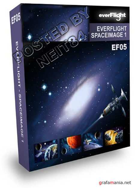 PSD EverFlight Spaceimage EF05 Vol.1