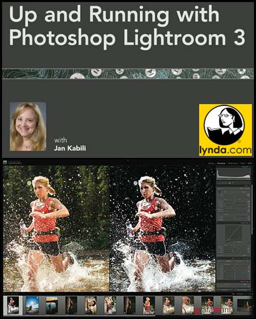 Lynda.com - Up and Running with Photoshop Lightroom 3