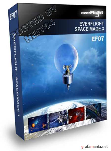 PSD EverFlight Spaceimage EF07 Vol.3