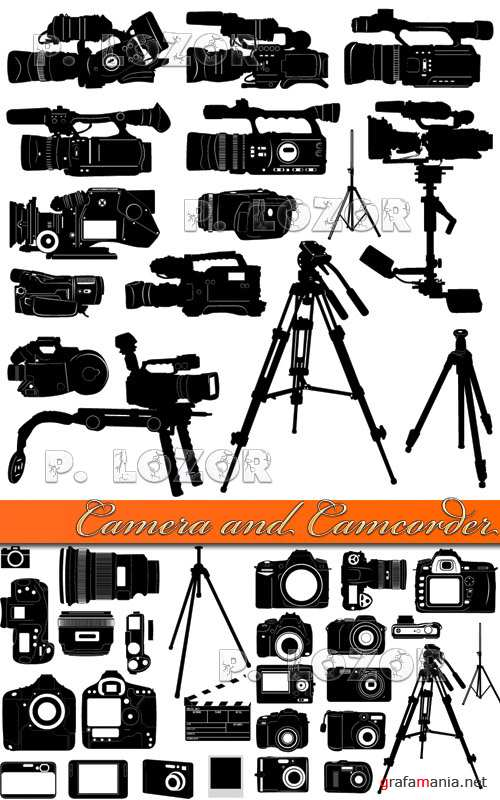 Camera and Camcorder