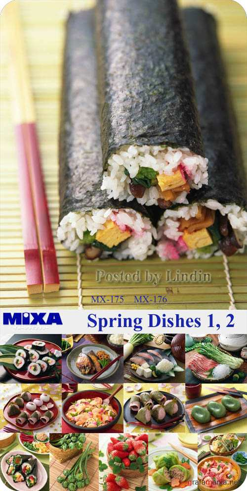 Mixa -  Spring Dishes 1, 2