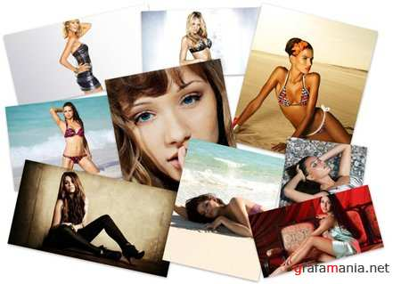 55 Perfect Women Color HD Stunning HQ Wallpapers