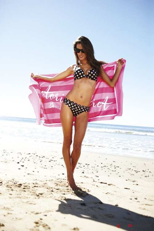 Victoria's Secret Summer 2011 BombShell Campaign