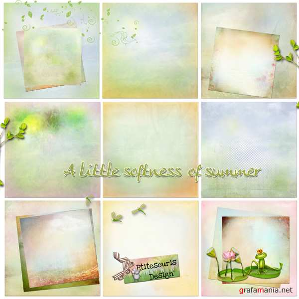"����� ����� ""A little softness of summer"""