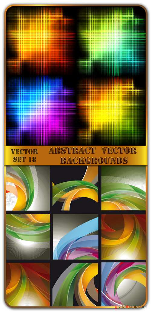 Abstract Vector Backgrounds 18