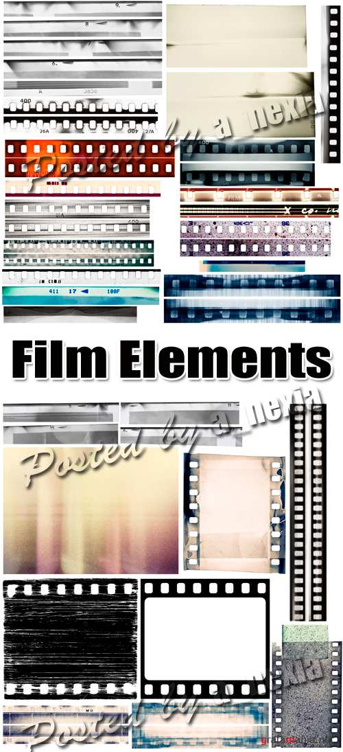 Stock Photo - Film Elements