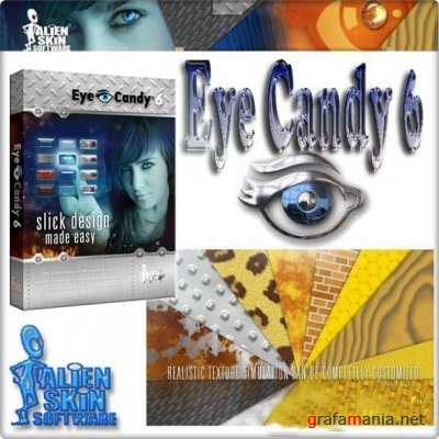 Eye Candy 6.1.1.1094 Revision 18299