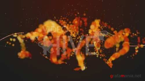 VideoHive 3D-TextEvolutions V3 - Fire 58430