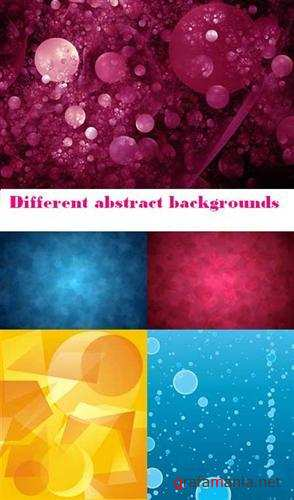 Different abstract backgrounds - 8