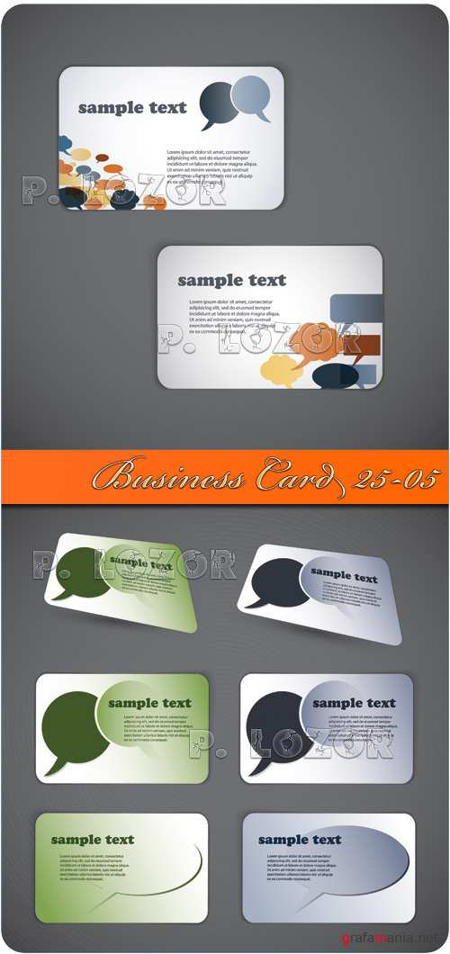 Business Card 25-05