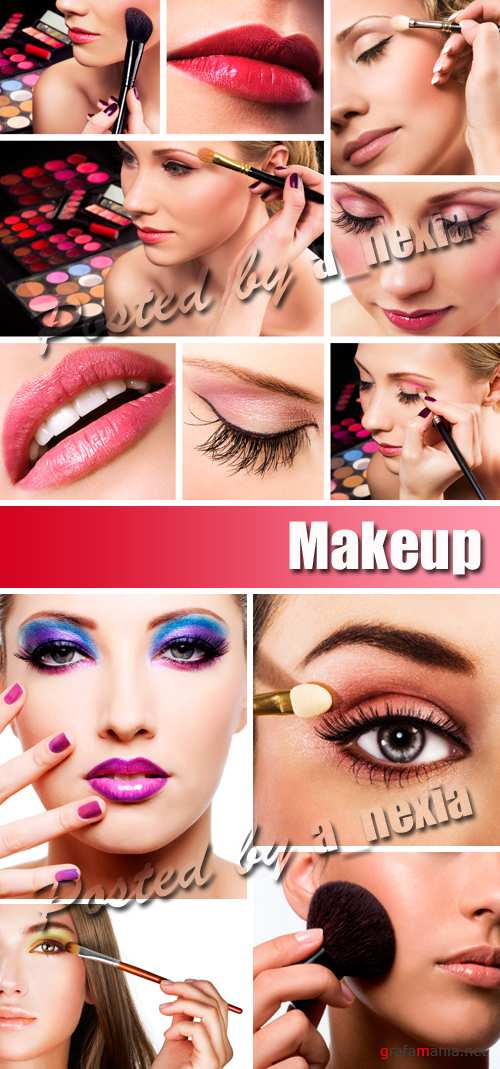 Stock Photo - Makeup