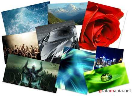 70 Cool Mixed Color HQ Amazing Wallpapers