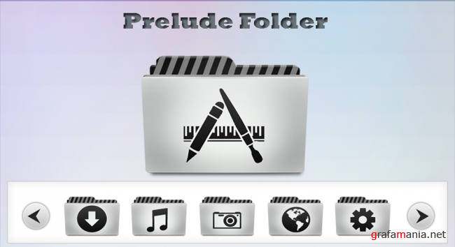 Prelude Folder Icons