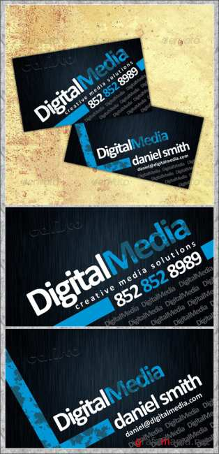 Business Card No2 - GraphicRiver