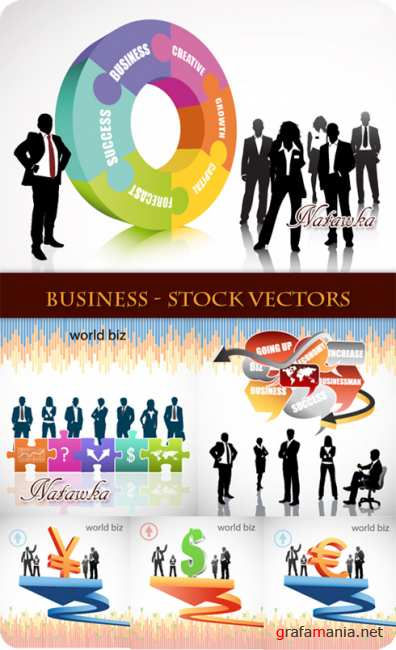 Business - Stock Vectors