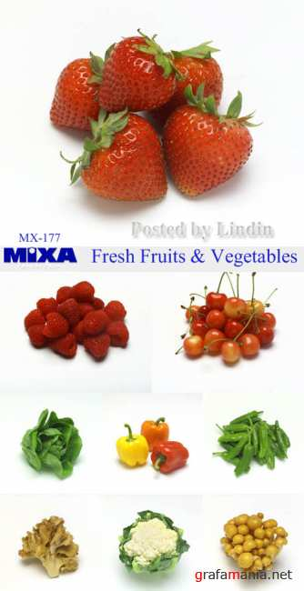 Mixa - Fresh Fruits & Vegetables