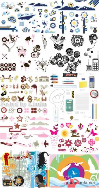 Vector Graphics Collection set 2