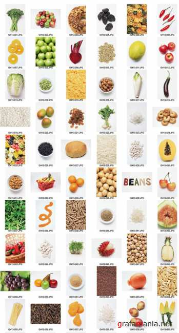 Image Source — Raw Foods 1, 2, 3