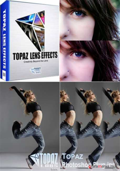 Topaz Lens Effects 1.1.0