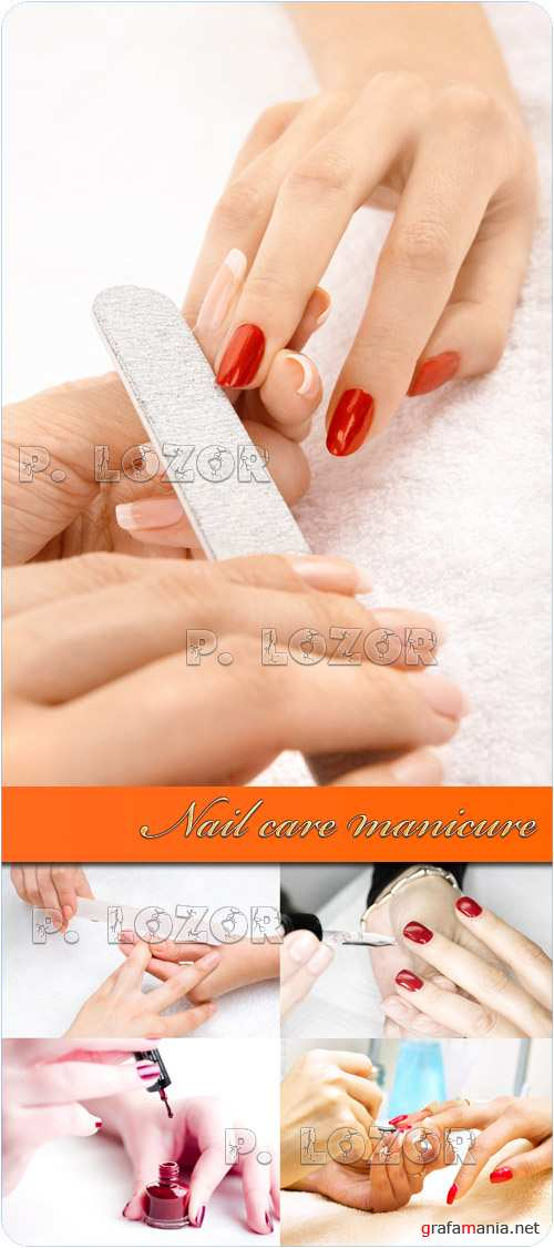 Nail care - manicure