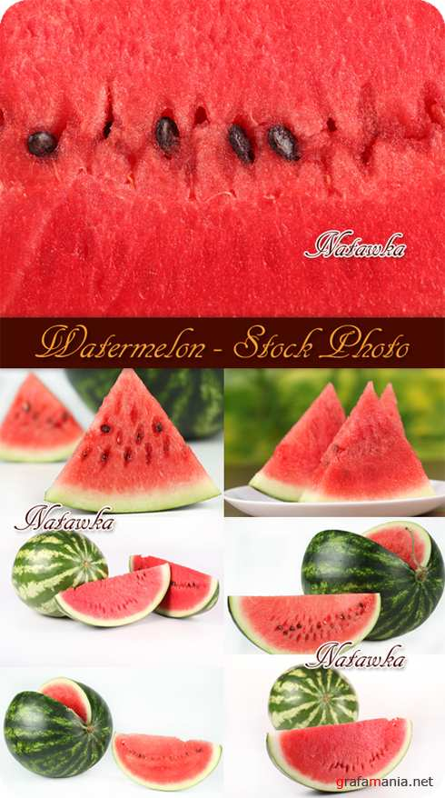 Watermelon - Stock Photo