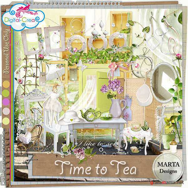 "����� ����� ""Time To Tea"""