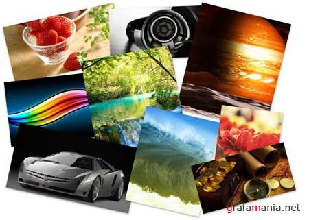 60 Wonderful Mixed Color HQ Amazing Wallpapers