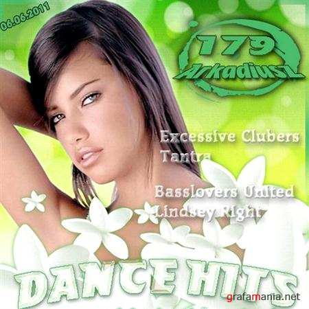 Dance Hits Vol 179 (2011)