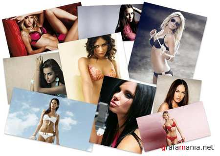 55 Wonderful Ladies Color HD Cool HQ Wallpapers