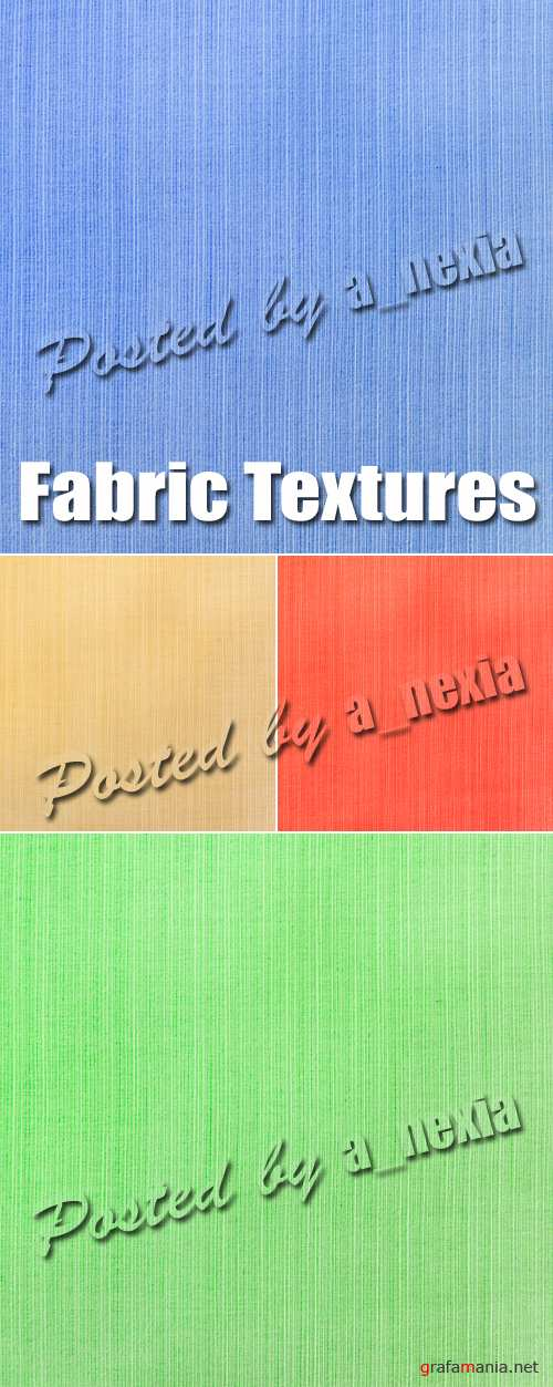 Stock Photo - Fabric Textures