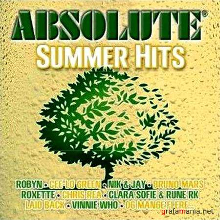Absolute Summer Hits (2011)