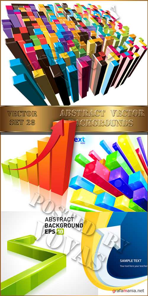 Abstract Vector Backgrounds 28