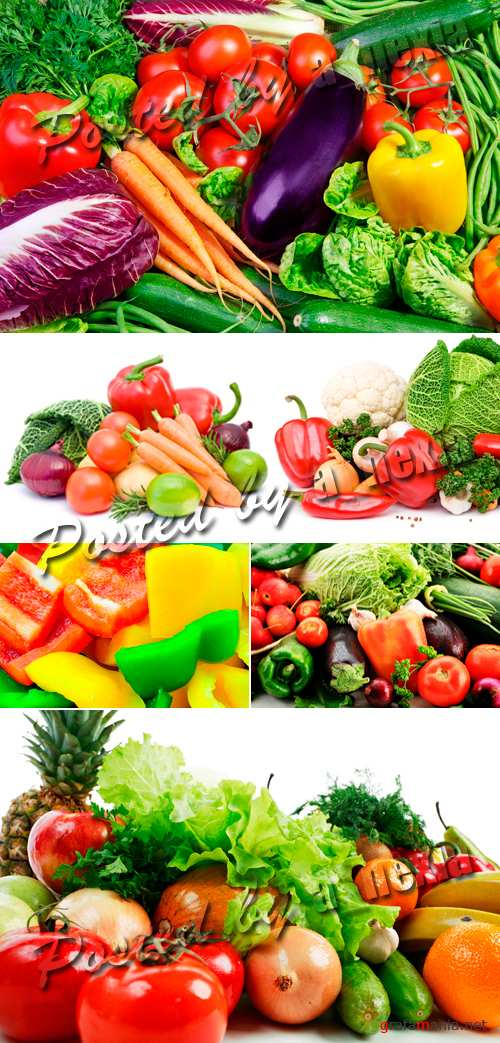 Stock Photo - Vegetables