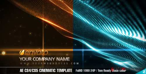 VideoHive AE Cinematic Template 161720