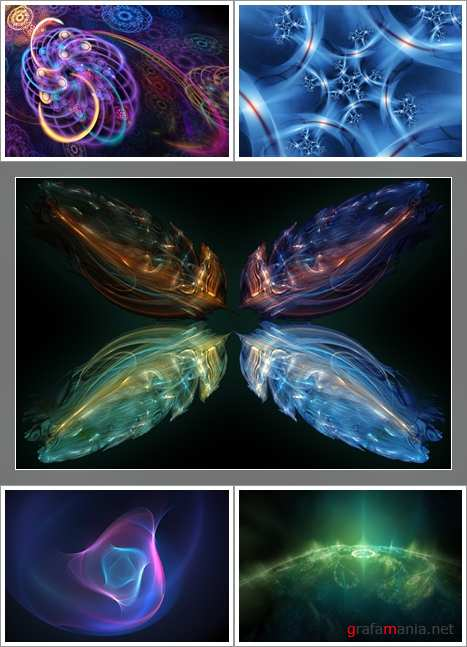 Wallpapers - Best Fractal Pack#22
