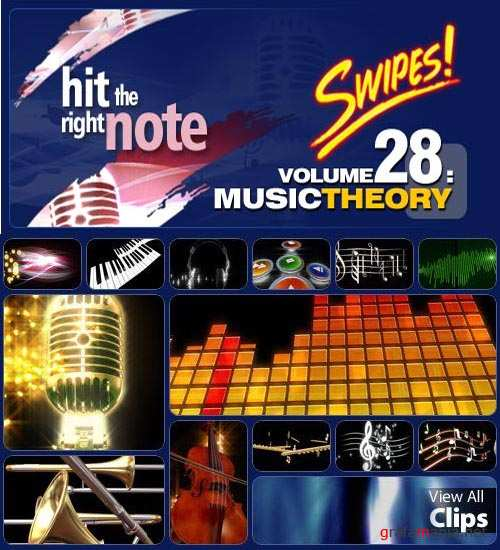 Переходы - Swipes! 28 Music Theory (SD) (Canopus Hq)