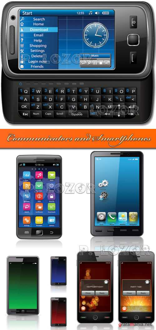 Communicators and Smartphones