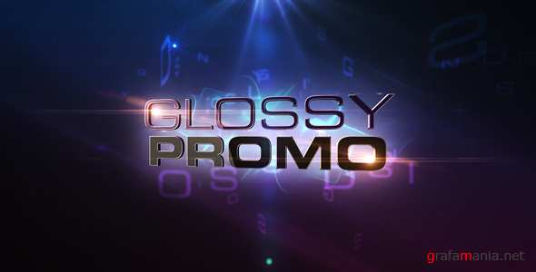VideoHive Glossy Promo 159899