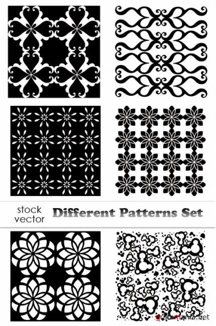 ��������� ������� - Different Patterns Set
