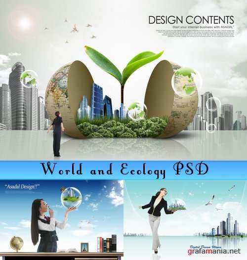 World and Ecology PSD