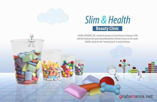 Slim and Health PSD